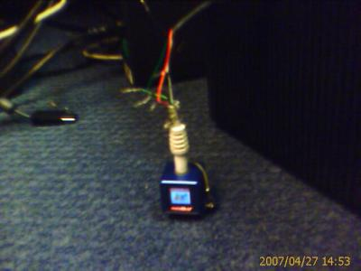 MobiBLU Cube 2 charger wire splice DIY