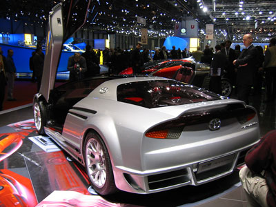 Toyota Volta