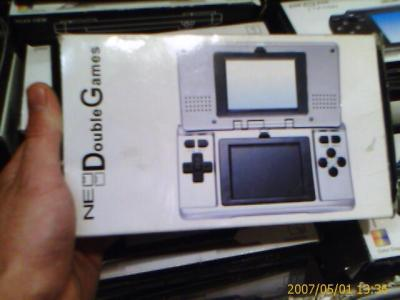 Nintendo DS Fake NE Double Games