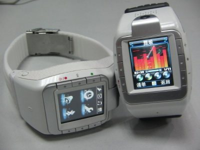 cellphone wrist watch mp3 media player phone bluetooth