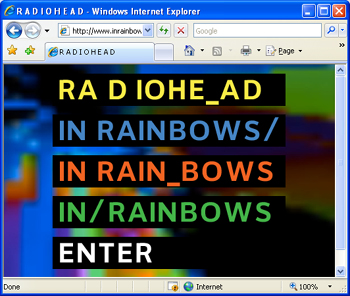 radiohead in rainbows download album free