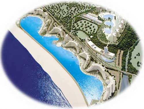 Chile's new San Alfonso del Mar resort