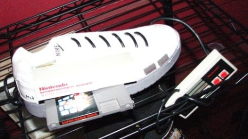 sneaker pimps nes shoes game nyc